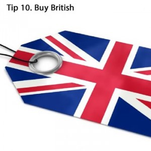 Buy a British manufactured fabric blanket box