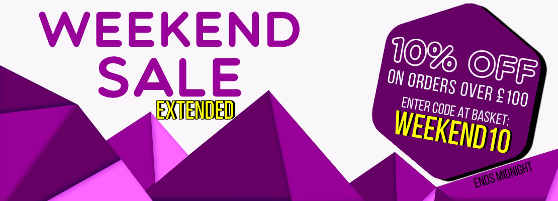 SALE - Weekend Sale - 10% off