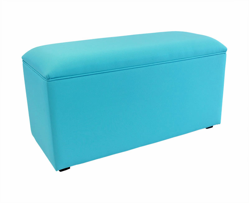 justottomans.co.uk Smoothie Upholstered Ottoman outland cerise
