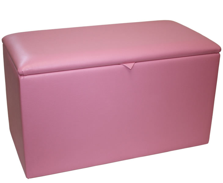 justottomans.co.uk Katelyn Faux Leather and Suede Toy Box faux leather devon 606