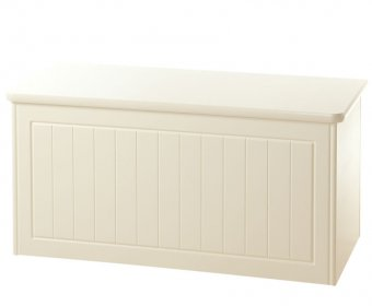 Warwick Cream Wooden Blanket Box