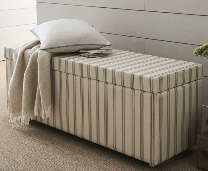 justottomans.co.uk Napoli Upholstered Ottoman ari beige