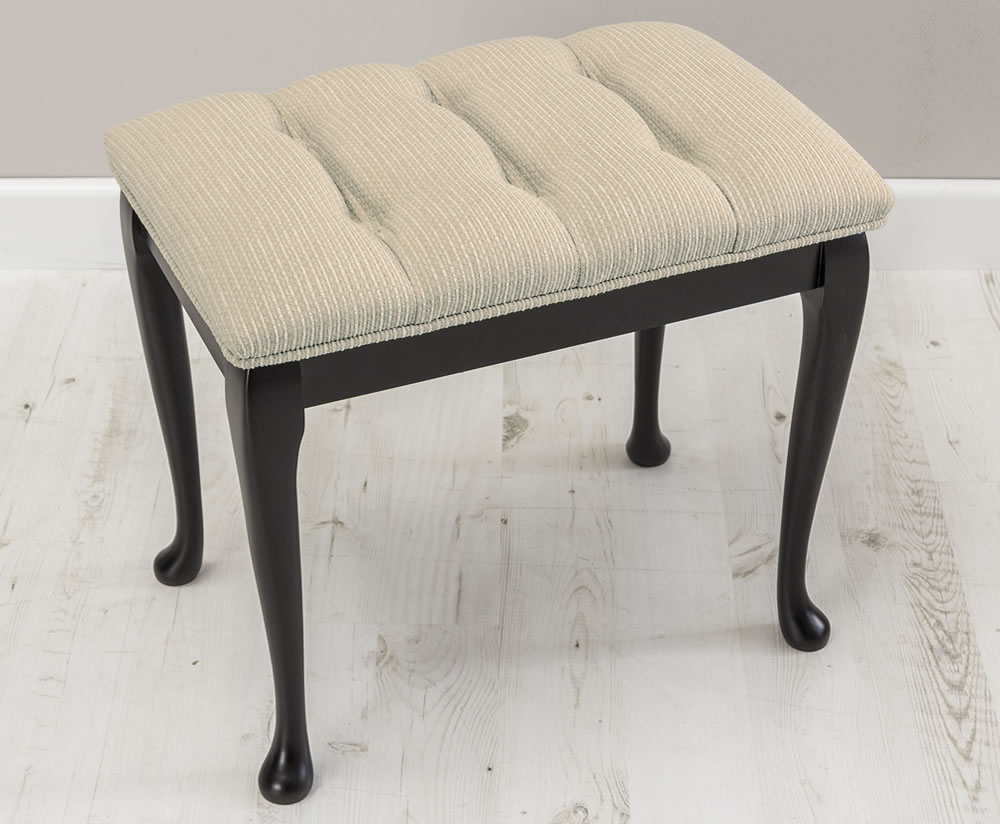 Buy british flag square stool with wooden legs compare prices on