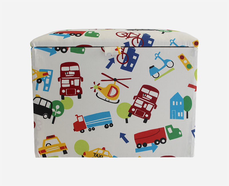 Chests Travel Upholstered Toy Box small toy box