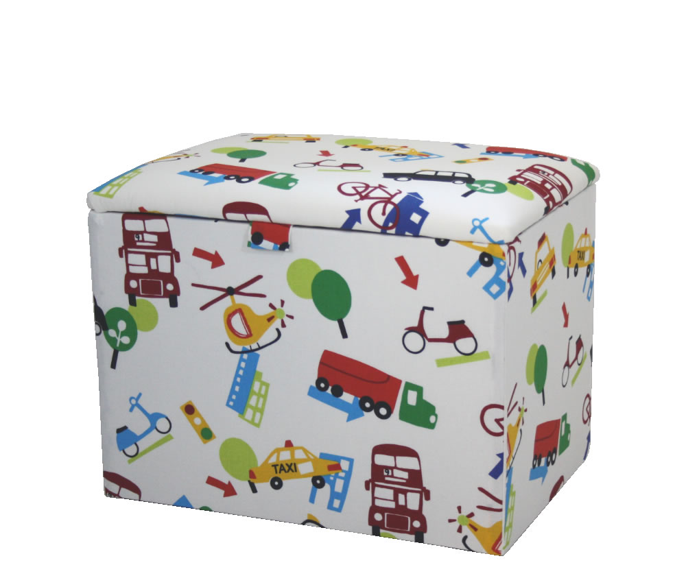 Chests Travel Small Upholstered Toy Box *Special Offer*
