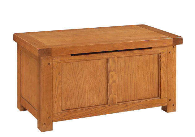 Chests of drawers Homesdale Oak Wooden Ottoman
